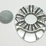 Fake radial engine.