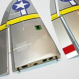 Wing panels.