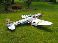 P-47D Hun Hunter XVI