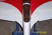 Name: DCP_2288.jpg Views: 647 Size: 48.3 KB Description: Looking down, realy seems to finish the wings off well.