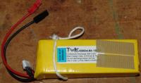 Name: battery.jpg Views: 860 Size: 51.8 KB Description: Photo 3 - True RC 5S1P 4000mAh 10C Li-Po