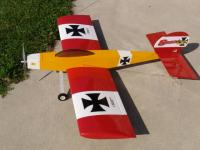 Name: new2.jpg Views: 307 Size: 37.6 KB Description: Photo 2 - new fuselage completed. Did not need extended motor mount as fuselage was built to fit.