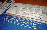 Name: 0810 Fuselage Parts Laminated Cut and Marked 2.JPG Views: 73 Size: 381.1 KB Description: