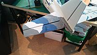 Name: 20170619_062137.jpg Views: 60 Size: 364.2 KB Description: First colour coat added to the tailplane