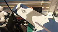 Name: 20170623_222616.jpg Views: 57 Size: 443.4 KB Description: Decals printed onto self-adhesive clear vinyl for the USAF markings and white vinyl for all others.