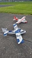 Name: FB_IMG_1498712520043.jpg Views: 79 Size: 92.2 KB Description: The same basic airframe but looking completely different now.
