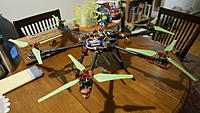 Tarot 680Pro Hexacopter, BNF - RC Groups