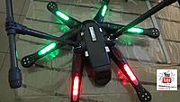 Name: h500-1.jpg Views: 525 Size: 701.3 KB Description: Prototype: Tali H500 lights up bright