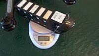 Name: h500-5.jpg Views: 490 Size: 454.4 KB Description: Tali H500 Carbon LiPo 5400 mAh weight