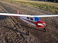 "Name: IMGP0648.jpg Views: 161 Size: 138.8 KB Description: The 44"" SuperImpress II intended for first test flights"