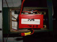 Name: 740 20C 3S Lipo Installed.jpg