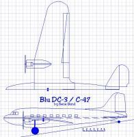 Name: Blu DC-3 Plans Screen Shot.JPG Views: 5780 Size: 66.6 KB Description: