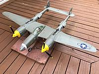 Name: IMG_4694.JPG Views: 31 Size: 3.57 MB Description: Flightline P-38. FC: Matek F405-Wing  - iNav  2.4.0. Rx:  FrSky R-XSR. GPS:  Mini UBLOX M8N.