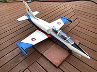 Name: IMG_4704.JPG Views: 11 Size: 3.80 MB Description: Freewing L-39 Albatros - 80mm. FC: Matek F405-Wing  - iNav  2.3.0. Rx:  FrSky X4R. GPS:  Mini UBLOX M8N.