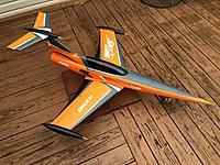 Name: IMG_5609.JPG Views: 30 Size: 3.94 MB Description: HobbyKing SkySword 90mm. FC: Matek F405-Wing  - iNav  2.4.0. Rx:  FrSky R-XSR. GPS:  Mini UBLOX M8N.