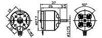 Name: two zagis -motor diagram 10-17-2012.jpg Views: 89 Size: 40.4 KB Description: Zagi 33 Motor Diagram