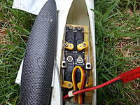 Name: 4inthepod.jpg Views: 89 Size: 926.9 KB Description: 4 in the pod.  EZ to adjust aileron rods.