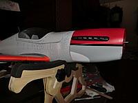 Name: TestFit.jpg Views: 22 Size: 605.5 KB Description: P51 Red Racer cowling. It lines up! But...
