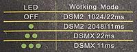 Name: ORANGE.jpg Views: 158 Size: 56.0 KB Description: OrangeRX Transmitter module operation mode. Press the binding button three times rapidly to change mode.