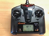 Name: IMG_0269.jpg Views: 172 Size: 571.1 KB Description: basic WL style radio.   Dual rates top left, 6G hover debug top right