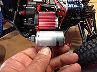 Name: image-760171c4.jpg Views: 451 Size: 519.5 KB Description: Walkera can is shorter but the motor has plenty of power, more than the heavier stocker it seems !