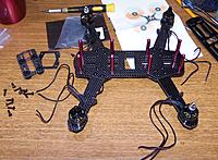 Name: 100_8514.jpg Views: 261 Size: 817.8 KB Description: Installed the arms on the frame.