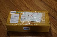 Name: IMG_1993x.JPG Views: 195 Size: 214.4 KB Description: Minimal packing risks damage during shipping. No damage to my package though.