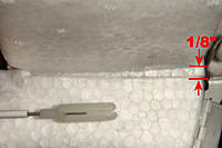 "Name: Calypso V2 Horizontal Stabilizer M.jpg Views: 281 Size: 180.3 KB Description: Calypso V2 Horizontal Stabilizer  1/8"" shim molded into the bottom"