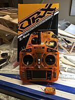 Orange RX 6 channel Transmitter - RC Groups