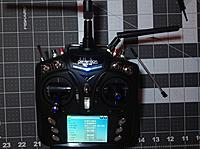 Name: Devo6S Multi-module Installed.jpg Views: 182 Size: 251.2 KB Description: The fully installed Devo6S running Deviation and using the multi-module for a broad variety of protocols.  I can fly my RC inventory with one transmitter.