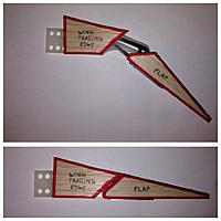 Name: image-21ac9258.jpg Views: 665 Size: 179.5 KB Description: Robart fower flap hinge mockup. Looks like they will fit/work.