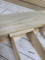 Name: 9F08DA5C-EB2C-406C-92BD-ABC7A70D0BB1.jpg Views: 5 Size: 3.24 MB Description: I made a support out of 1/8 plywood. I notched it into the rib so it was flat with the top of the rib.