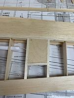 Name: 4FD663C0-82AE-43FD-B7F0-789F66D77DAD.jpg Views: 6 Size: 3.64 MB Description: Hatch was made out of 3/32 plywood.