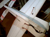 Name: PICT0001.1.jpg Views: 1672 Size: 48.4 KB Description: I have extended the nose doublers all the way back to the tail and removed the 3mm tail stiffeners. 05-20-10