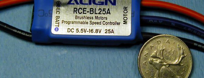 Align RCE-BL25A controller