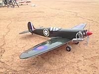 Name: Marutaka Spit build log.jpg Views: 59 Size: 1,007.6 KB Description: Spitfire MKII, arjundogra - Marutaka 1/2A Spitfire