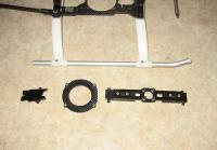 Name: X2-016.jpg Views: 99 Size: 63.7 KB Description: Removed gyro mounting base and motor mount.