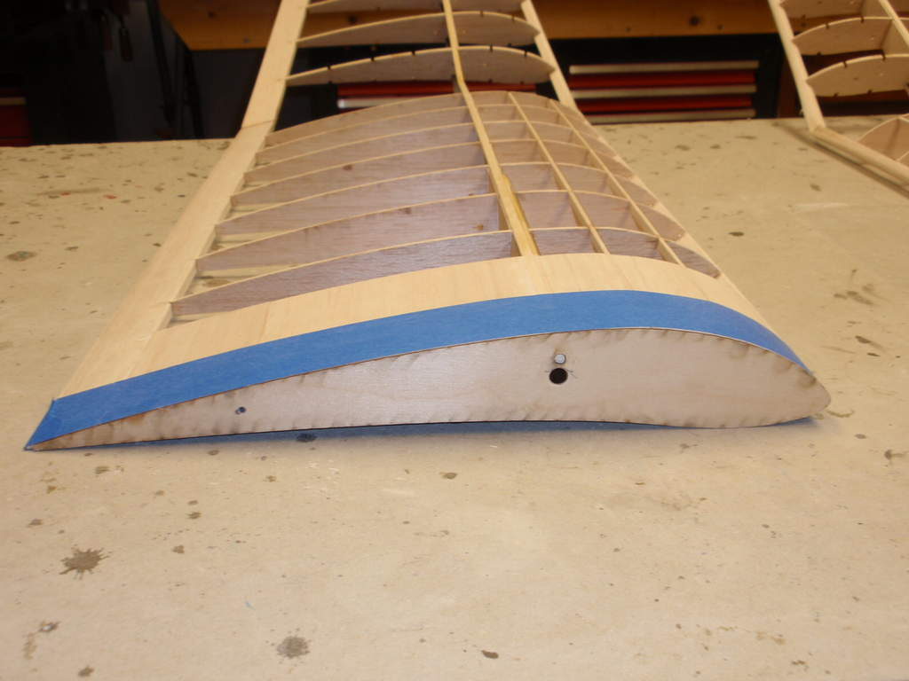 Name: Airborn 1600 Wing end cap rib install and sanding 001.jpg Views: 323 Size: 53.4 KB Description: