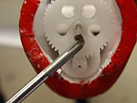 Name: Micro P-51-Spitfire motor hold in screw removal 002.jpg
