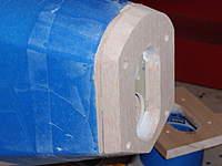 Name: Airborn 1600 Fuselage Front nose block 018.jpg Views: 165 Size: 66.1 KB Description: