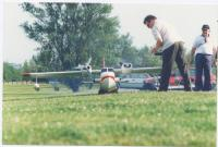 Name: image.jpg Views: 1546 Size: 79.3 KB Description: Islander flying boat conversion test model.
