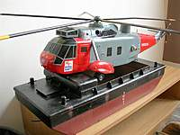 Name: DSCN1584 (Medium).jpg Views: 199 Size: 65.7 KB Description: Search and rescue Sea King of Royal Navy stationed at Prestwick. Scratch built 1/24th scale.