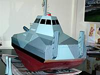 Name: DSCN4604 (Medium).jpg Views: 204 Size: 54.0 KB Description: ..but it ended up on a stanard size hull.
