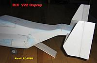Name: Fuselage_027.jpg Views: 56 Size: 111.8 KB Description: Tail section detail showing an open cargo bay ramp .