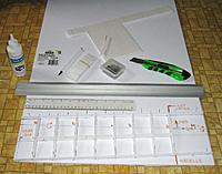Name: Wing_001.jpg Views: 78 Size: 315.3 KB Description: The necessary materials and tools for the wing .