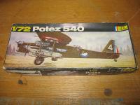 Name: Potez Kit.jpg Views: 425 Size: 65.8 KB Description: Old Heller plastic kit of '540
