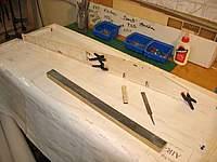 Name: yak 8.jpg Views: 457 Size: 53.0 KB Description: Frames being sanded lightly to make them identical