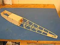 Name: yak 14.jpg Views: 420 Size: 81.7 KB Description: Basic fuselage frame..