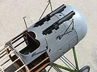 Name: ms 119.jpg Views: 290 Size: 99.1 KB Description: ..again showing little curved aileron pushrod exit hole under rear strut