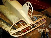 Name: dxi 83.jpg Views: 198 Size: 97.1 KB Description: Tail parts dry-fitted and cables guides installed